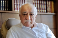 "(FILES) This handout file picture released on September 24, 2013 by Zaman Daily shows exiled Turkish Muslim preacher Fethullah Gulen at his residence in Saylorsburg, Pennsylvania.   The US-based cleric was accused by Ankara of orchestrating Friday's military coup attempt but he firmly denied involvement, also condemning the action ""in the strongest terms"". / AFP PHOTO / ZAMAN DAILY / SELAHATTIN SEVI / RESTRICTED TO EDITORIAL USE - MANDATORY CREDIT ""AFP PHOTO/ZAMAN DAILY/SELAHATTIN SEVI"" - NO MARKETING NO ADVERTISING CAMPAIGNS - DISTRIBUTED AS A SERVICE"
